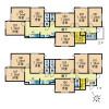Shared Guesthouse to Rent in Shinagawa-ku Floorplan