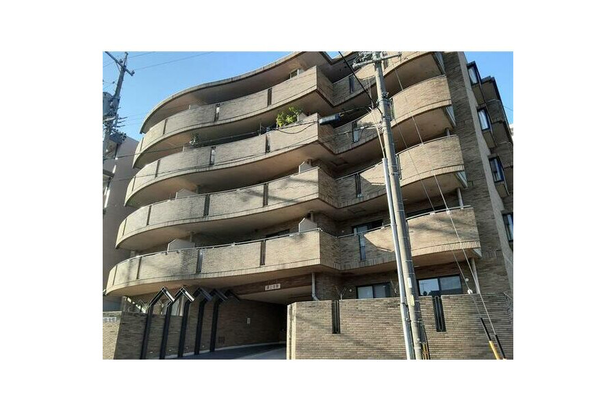 4LDK Apartment to Rent in Nagoya-shi Meito-ku Exterior