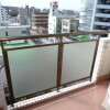 1R Apartment to Rent in Toda-shi Balcony / Veranda