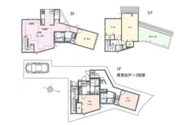 3LDK {building type} in Ichinomiya - Tama-shi