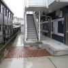 1K Apartment to Rent in Habikino-shi Entrance