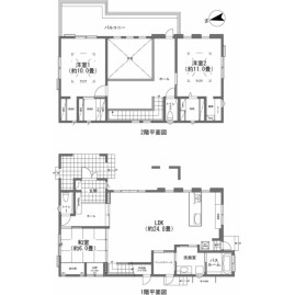 3LDK {building type} in Shiozakicho - Itoman-shi Floorplan
