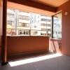 1LDK Apartment to Buy in Osaka-shi Chuo-ku Balcony / Veranda