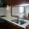 2SLDK Apartment to Rent in Minato-ku Kitchen