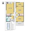 3LDK House to Buy in Higashiosaka-shi Floorplan