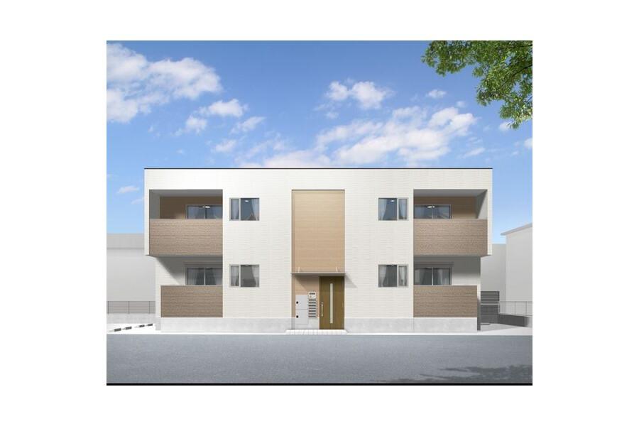 1LDK Apartment to Rent in Inazawa-shi Exterior