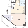 1DK Apartment to Buy in Nerima-ku Floorplan