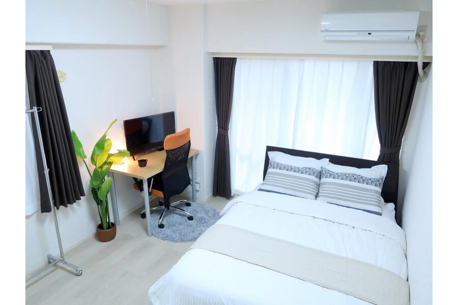 在川崎市幸區內租賃1R 公寓大廈 的房產 起居室