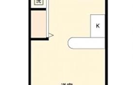 熊本市 新屋敷 1R {building type}