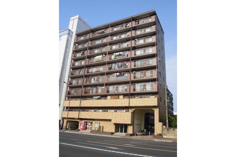 3DK Apartment to Rent in Kyoto-shi Ukyo-ku Exterior