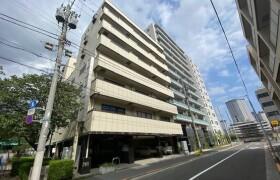 1R {building type} in Tsukishima - Chuo-ku