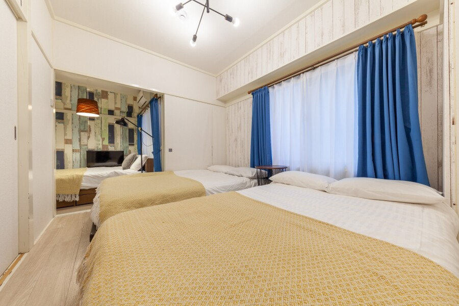2DK Apartment to Rent in Suginami-ku Bedroom