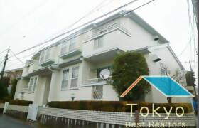 澀谷區代々木-2DK公寓