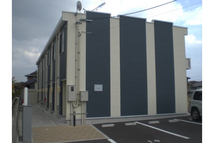 1LDK Apartment to Rent in Yokkaichi-shi Exterior