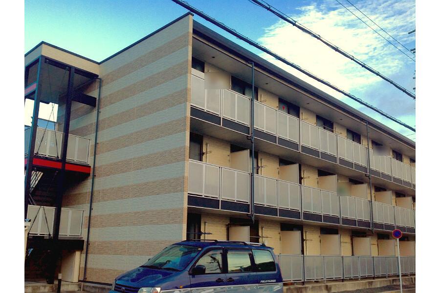 1K Apartment to Rent in Kyoto-shi Ukyo-ku Interior