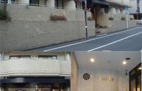 新宿區市谷薬王寺町-1DK公寓大廈