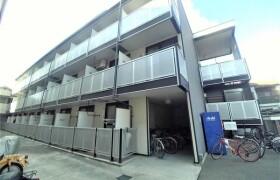 大阪市西成区北津守-1K公寓大厦
