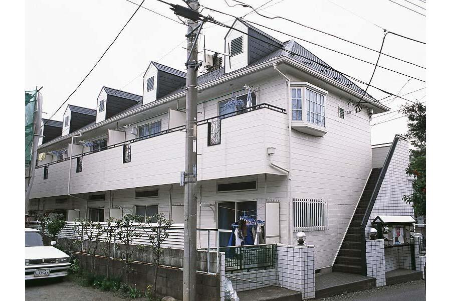 1DK Apartment to Rent in Sayama-shi Exterior