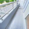 1LDK Apartment to Rent in Osaka-shi Ikuno-ku Balcony / Veranda