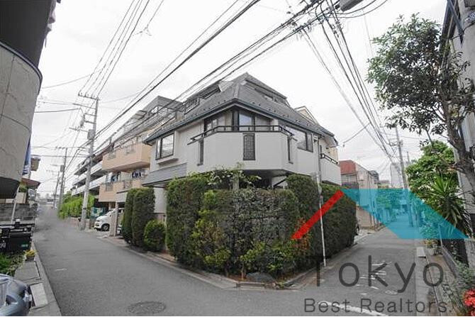 3LDK House to Rent in Nakano-ku Exterior