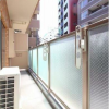 在港區內租賃1LDK 公寓大廈 的房產 陽台