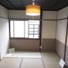 3K Terrace house to Rent in Sakai-shi Kita-ku Bedroom