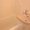 1K 아파트 to Rent in Kita-ku Bathroom