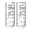1K Apartment to Rent in Suzuka-shi Floorplan