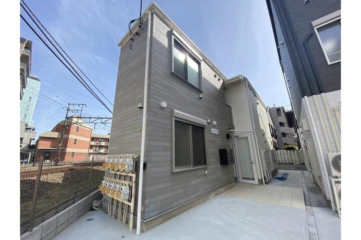 1K アパート 大田区 外観