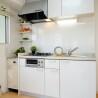 1R Apartment to Buy in Osaka-shi Yodogawa-ku Kitchen