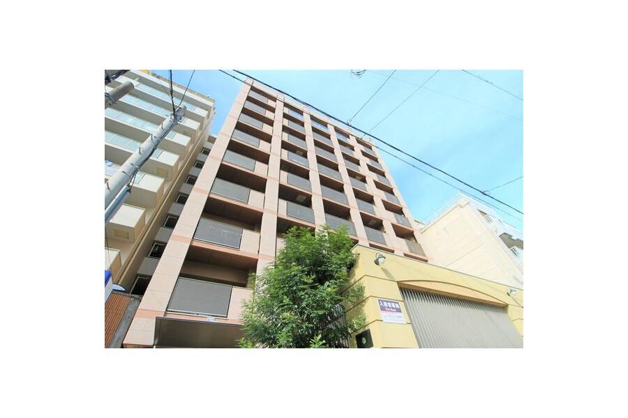 1LDK Apartment to Rent in Osaka-shi Naniwa-ku Exterior