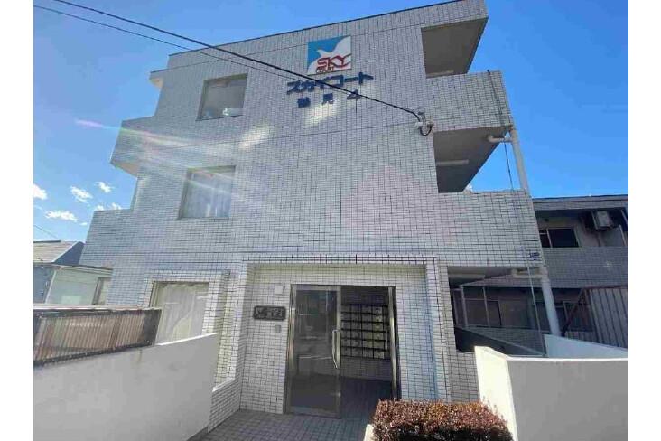 1R マンション 横浜市鶴見区 外観