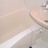 1K Apartment to Rent in Fukaya-shi Washroom
