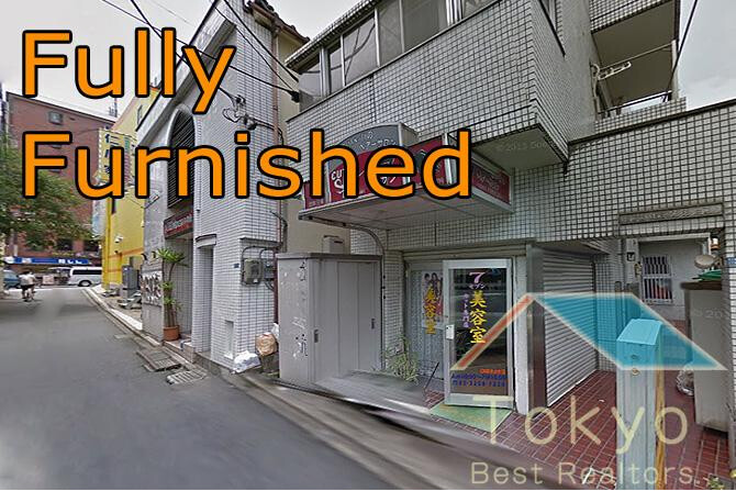 1DK マンション 新宿区 外観
