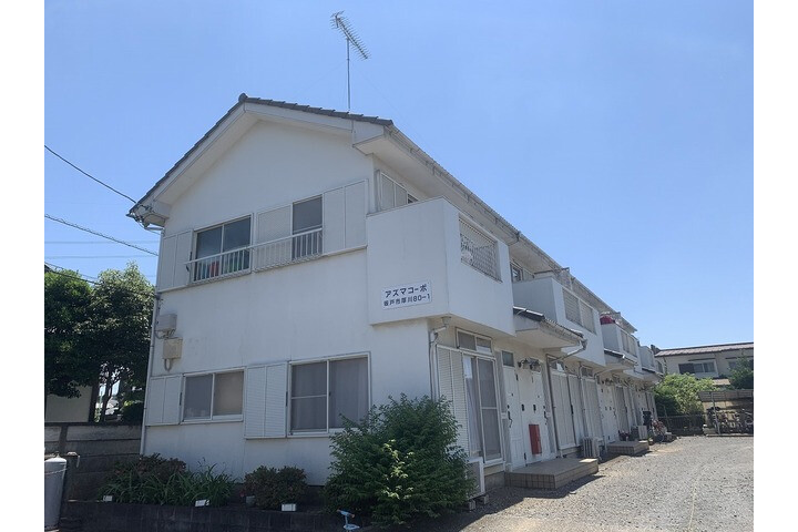 3DK Apartment to Rent in Sakado-shi Exterior