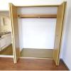 1K Apartment to Rent in Osaka-shi Fukushima-ku Storage