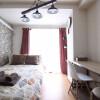 1R Apartment to Rent in Shinjuku-ku Bedroom