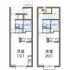 1K Apartment to Rent in Tome-shi Floorplan