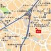 3LDK マンション 港区 地図