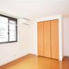 在港區內租賃1DK 公寓大廈 的房產 臥室