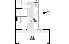 1DK {building type} in Nishimabashiaikawacho - Matsudo-shi
