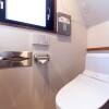 2LDK Apartment to Rent in Shinjuku-ku Toilet