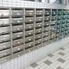 在台東區購買1R 公寓大廈的房產 Building Entrance