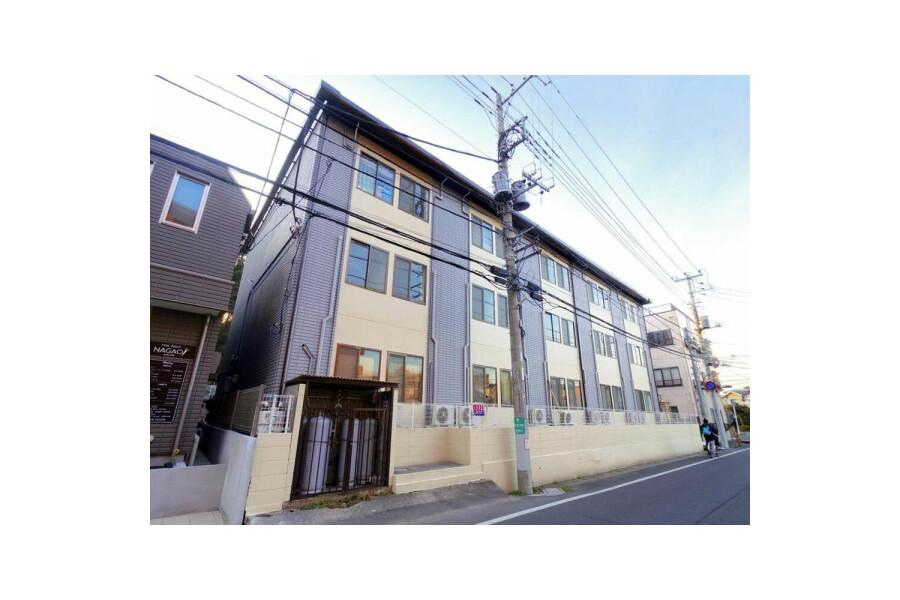 1R Apartment to Rent in Matsudo-shi Exterior
