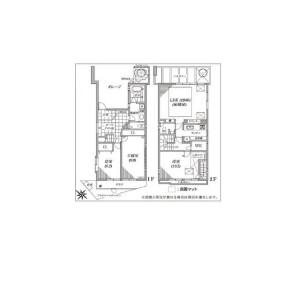 3LDK House in Koenjiminami - Suginami-ku Floorplan