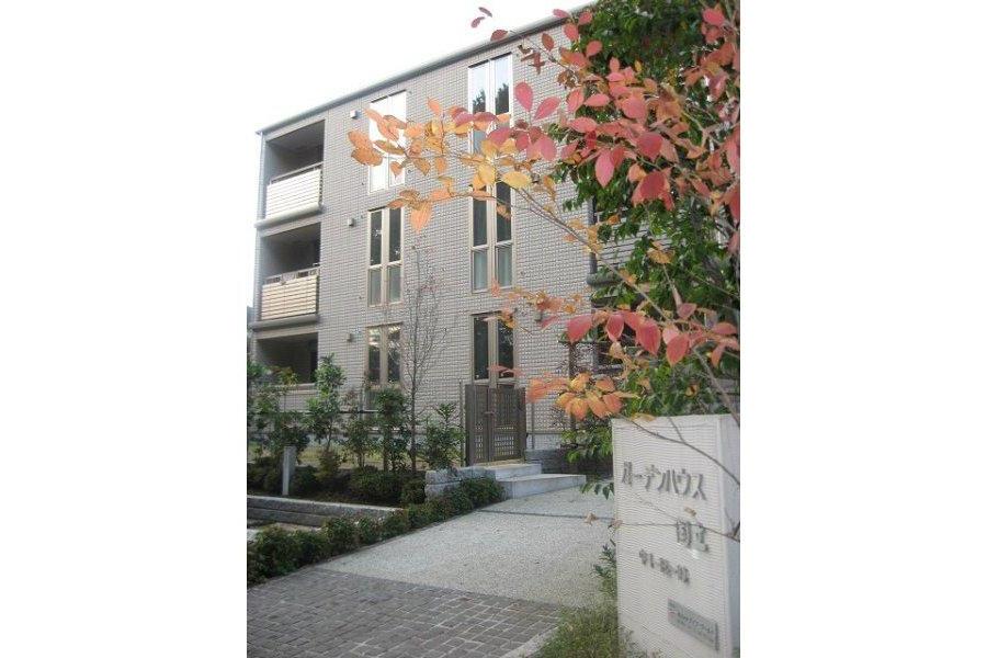 1LDK Apartment to Rent in Kunitachi-shi Interior