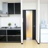 在横浜市港北区内租赁1R 公寓大厦 的 厨房
