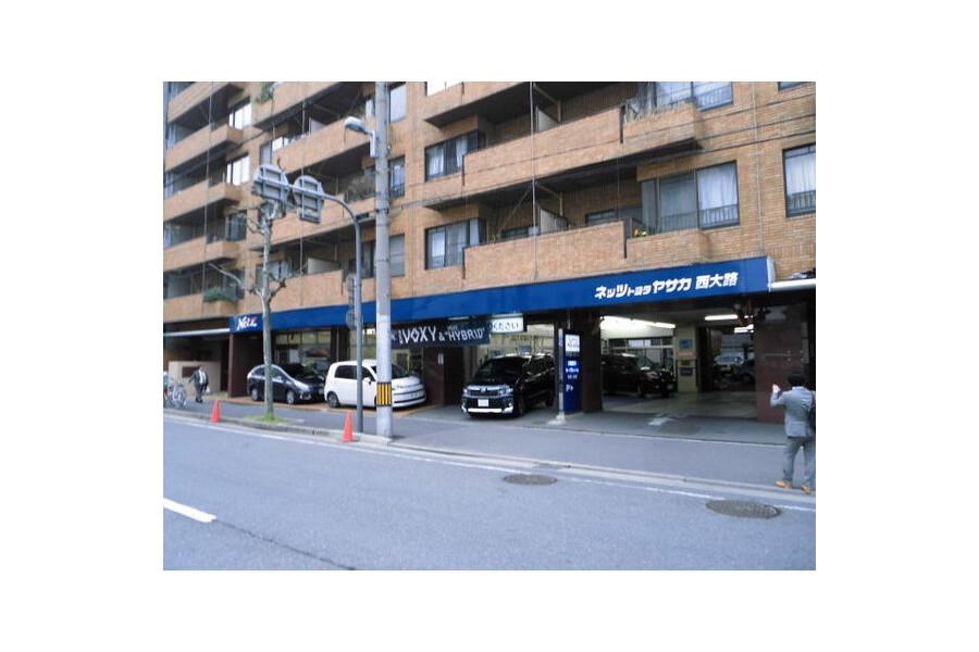 2LDK Apartment to Rent in Kyoto-shi Shimogyo-ku Exterior