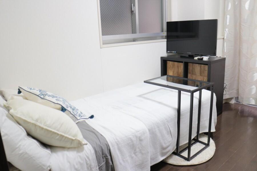 1K Apartment to Rent in Meguro-ku Bedroom