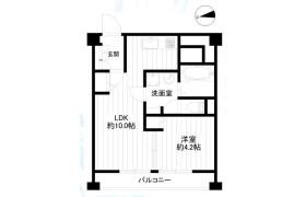 1LDK {building type} in Minamitokiwadai - Itabashi-ku